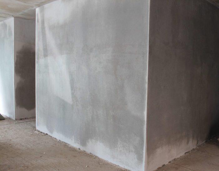 Время высыхания зависит от толщины наносимого слоя