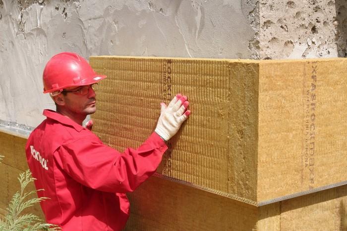 Теплоизоляция бетонных поверхностей требует тщательного планирования предстоящих работ