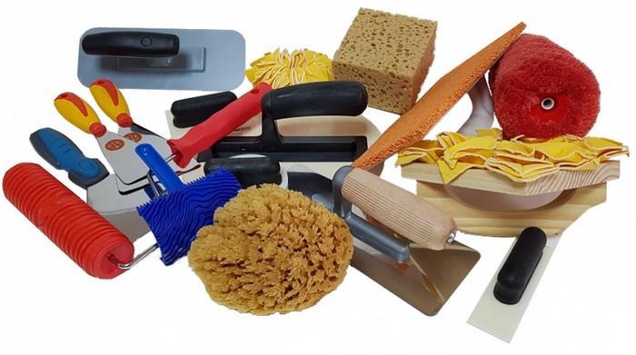 Прежде чем купить инструмент для декоративной штукатурки, необходимо определиться с её видом