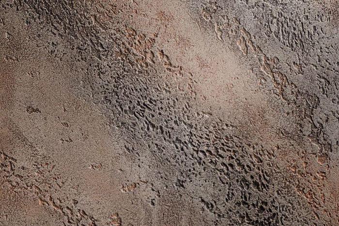 Штукатурка Травертин используется для имитации натурального камня
