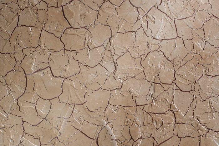 Штукатурка кракелюр – это возможность придать стенам эффект растрескивания