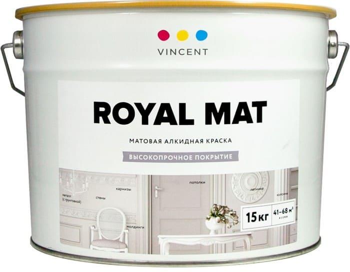 Алкидный краситель для стен