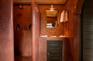 Марроканка в ванной