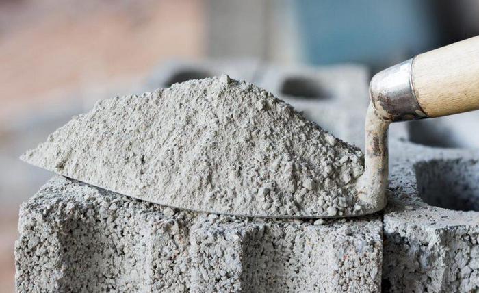 Наиболее прочным материалом для раствора является цемент