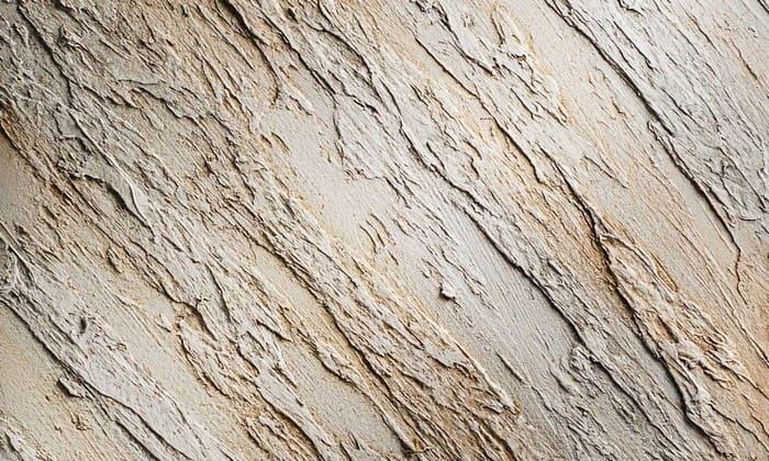Декоративная штукатурка - кора дерева