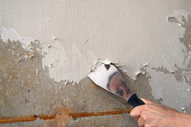 Подготовка стены под штукатурку