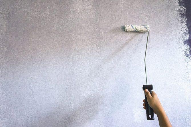 Грунтовка увеличивает прочность покрытия