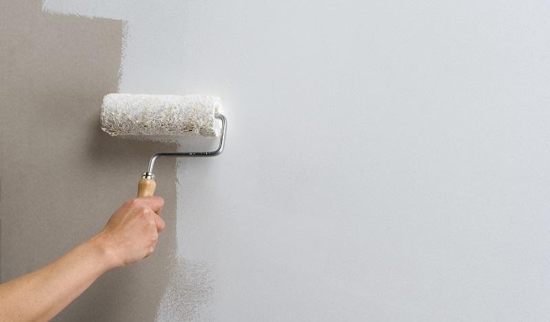 Базовый слоя наносят толщиной 3-4 мм