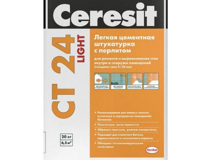 Ceresit CT 24 Light