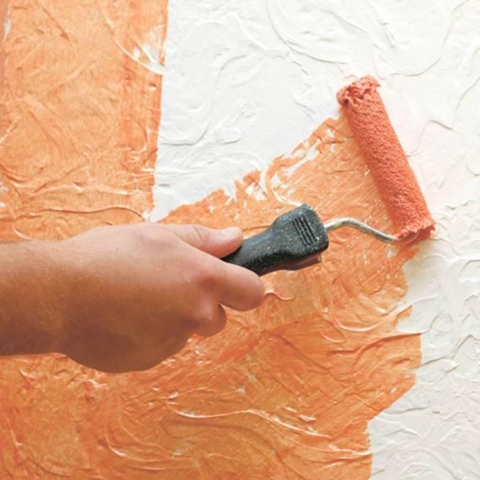 Перед нанесением красящих составов следует подготовить поверхность