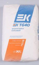 Штукатурка ЕК TG40