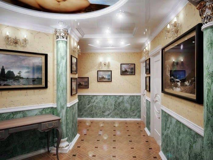 Цветная венецианка станет ярким и выразительным штрихом всей комнаты