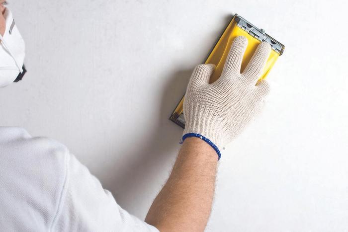 Качество подготовки поверхности напрямую влияет на итоговый внешний вид декоративного покрытия