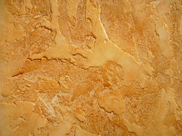 Каменную штукатурку можно смело отнести к самому долговечному покрытию