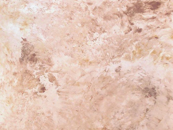 Мраморная крошка разного помола используется для создания акцента на определенной зоне