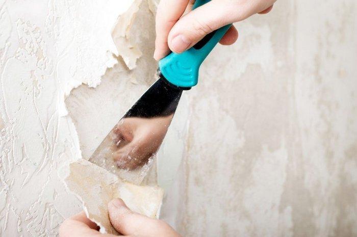 Очень важное место в технологии нанесения мраморной штукатурки занимает подготовка основы