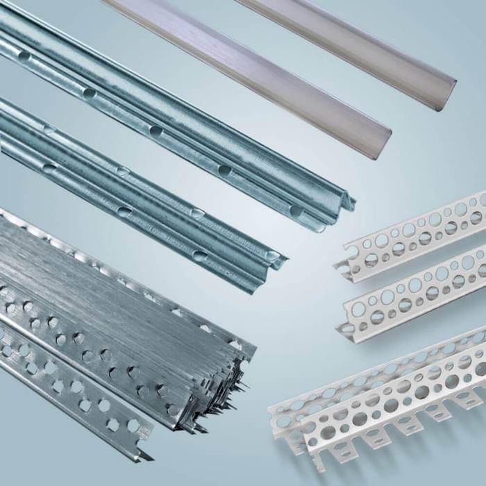 В продаже есть разнообразные по габаритам направляющие — от 3 мм до 3 см