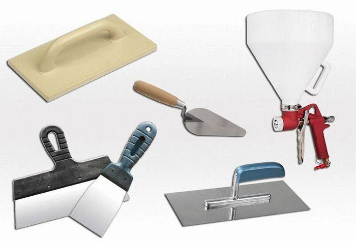 Для выполнения работ потребуется подготовить инструменты