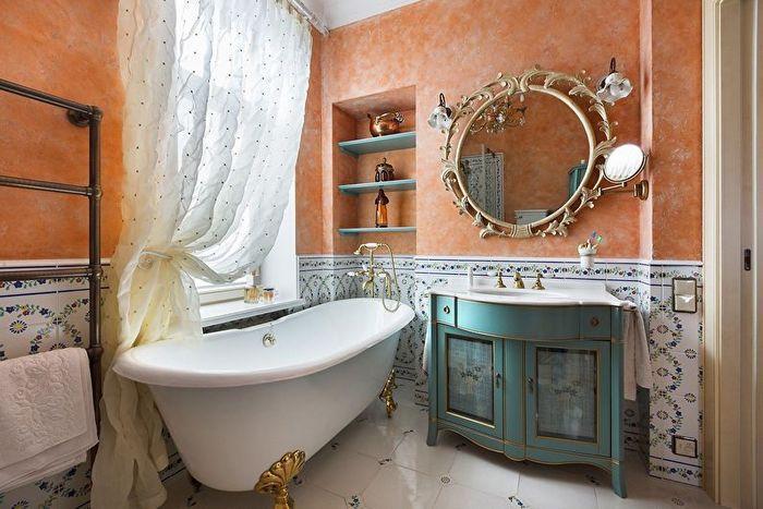 От других комнат квартиры больше всего отличаются влажностью ванные комнаты