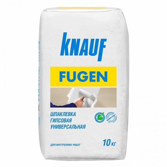 Шпаклевка Кнауф Фуген предназначена для проведения внутренних работ