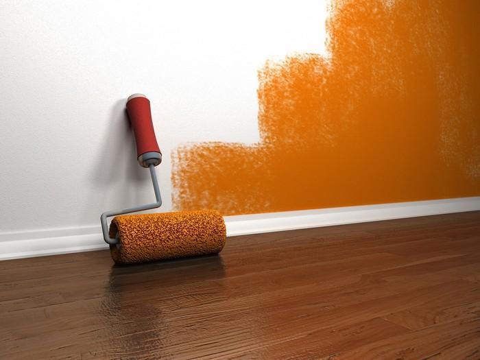Чтобы определить срок начала покраски, следует знать, сколько сохнет финишная шпаклевка
