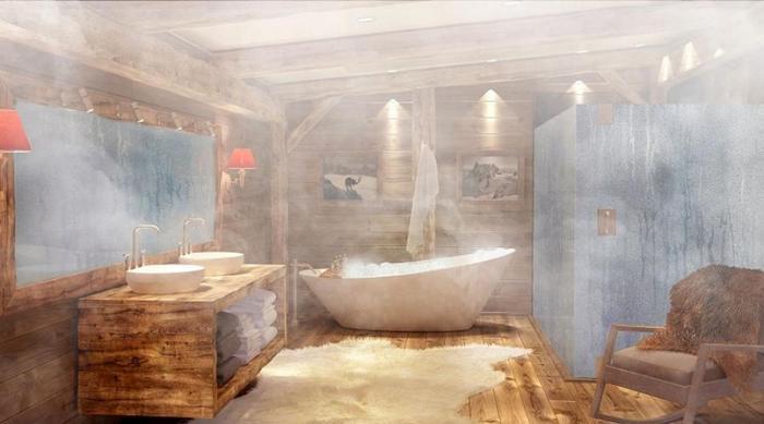 Для ванной и туалета характерна повышенная влажность и частые колебания температурного режима