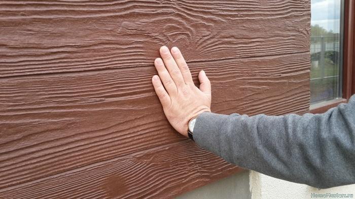 Имитирование позволяет создать разнообразные текстуры древесины