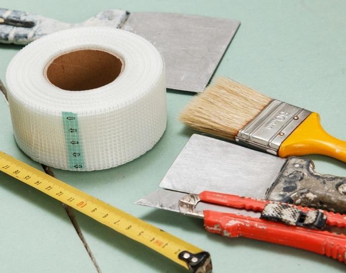 Перед началом работы необходимо приготовить к работе инструмент и материалы
