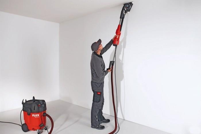 Первым способом удаления пыли является использование промышленного пылесоса