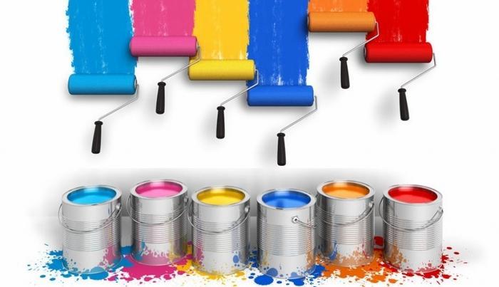 Выбор красящего состава зависит от места его использования