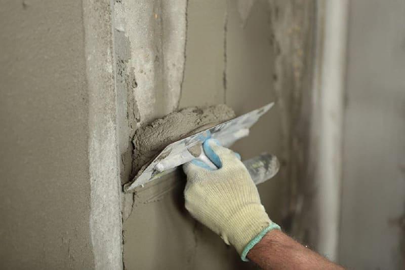 Для цементно-песчаного состава средние затраты на квадратный метр составляют 17 килограммов