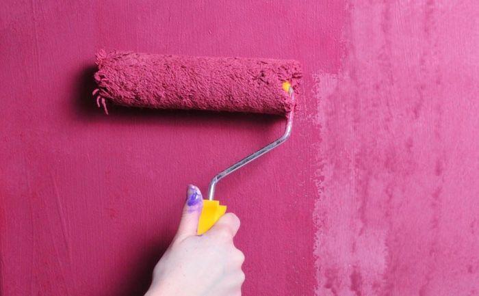 Если произвести работу неправильно, то через краску проступят все дефекты