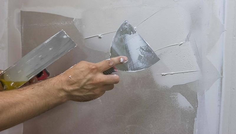 Максимальный слой финишной шпаклевки не должен превышать 0,5 - 1 мм