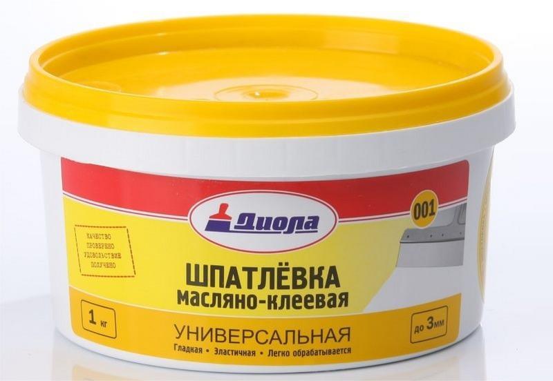 Масляно-клеевые и масляные шпаклевки помогают качественно заделывать стыки между плитами ДСП