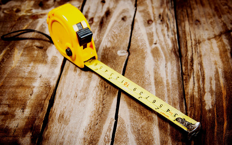 Прежде чем приобрести ЛКП, следует измерить площадь покрытия