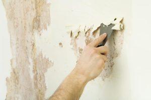 Рекомендуется основание зачистить от всех видов загрязнений, удалить старое покрытие