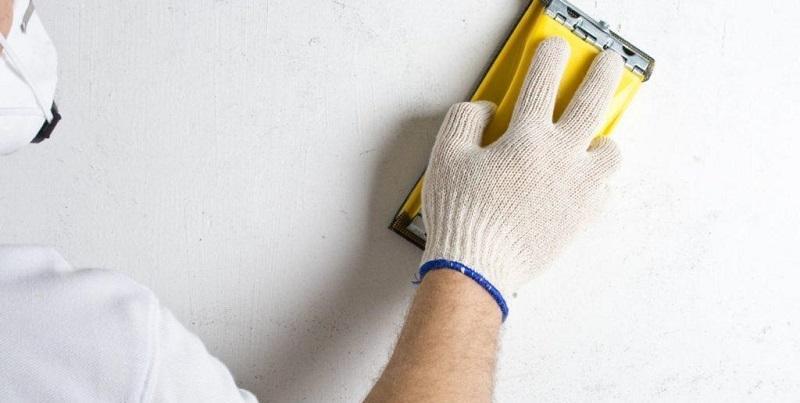 Шлифовка стен — это важный этап отделочных работ