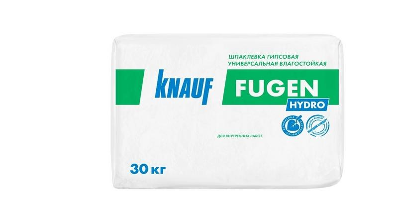 Шпаклевка Кнауф Fugen Hydro