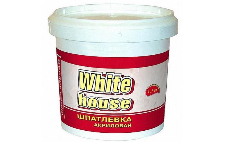 Шпаклевка White House