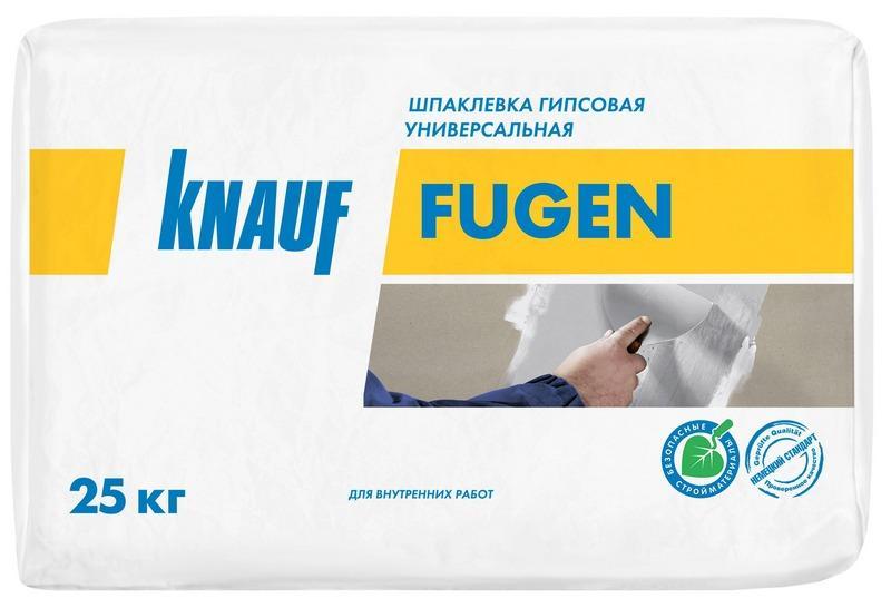Шпатлевка Knauf
