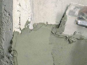 Средняя толщина штукатурки по бетону составляет от 3 до 60 миллиметров
