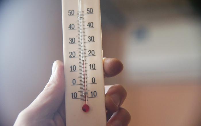 Температура в рабочем помещении должна быть не ниже +10°