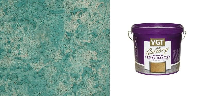 Декоративная штукатурка Латекс-пластик применяется для создания текстурных покрытий с эффектом легкого глянца