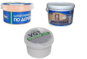 Для шпаклевания фанеры применяются смеси на основе гипса, полимеров, цемента