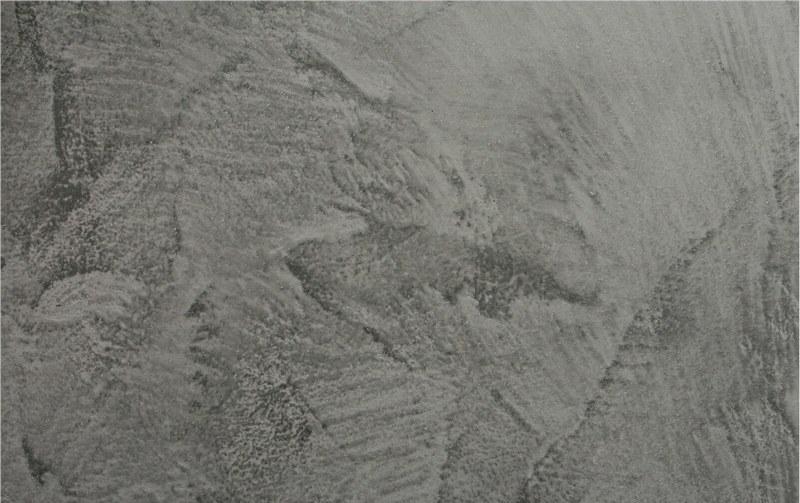 Применяя покрытие Энкаусто, удается воссоздать темную матовую поверхность, напоминающую гранит