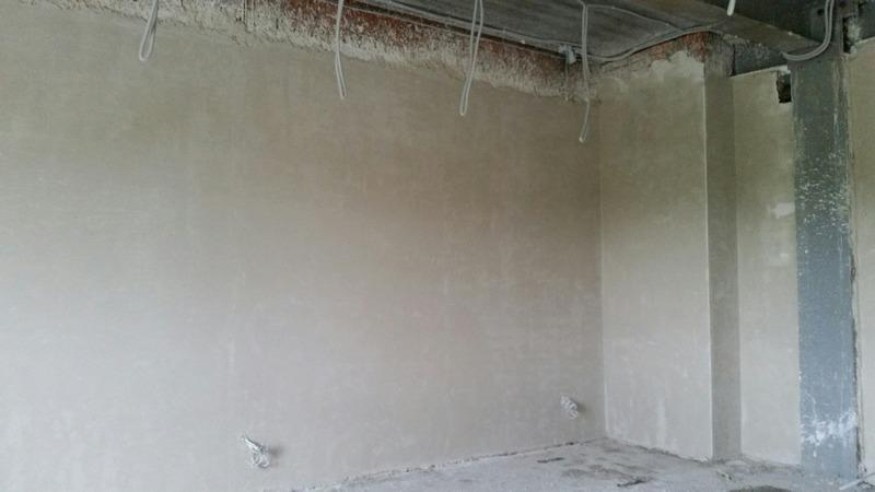 Продолжительность высыхания строительной смеси зависит от используемых материалов