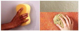 Способы ухода за декоративной штукатуркой могут меняться в зависимости от типов смесей, нанесенных на стены