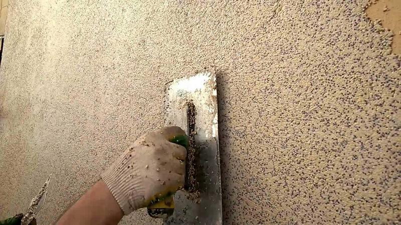 Чтобы произвести расчет необходимого количества шпаклевки, рекомендуется нанести приготовленный раствор на участке размером 1 м²