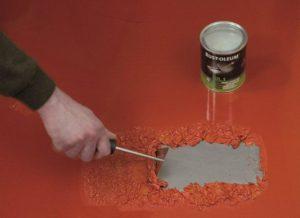 Для удаления краски предусмотрены и специальные химические растворы