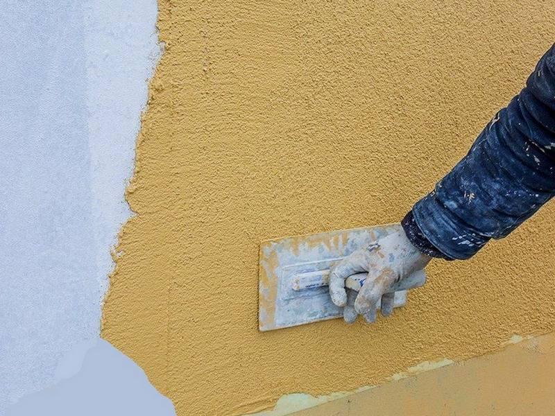 Фасадная штукатурка защитит стены от воздействия неблагоприятных климатических факторов, увеличит срок службы самого здания